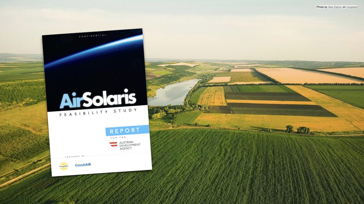 Austrian partners fund successful 7-month AirSolaris feasibility study