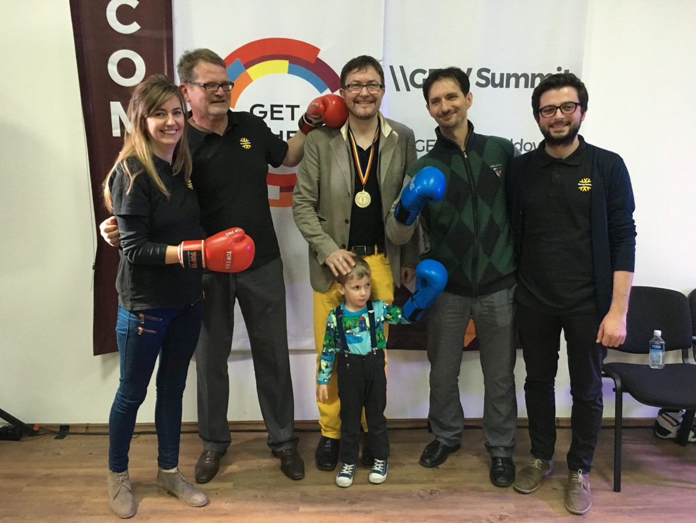 """EnergySolaris câștigă Finala Națională a competiției """"Get in the Ring"""""""