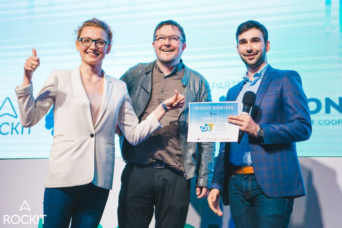 EnergySolaris wins at Rockit Startup Competition