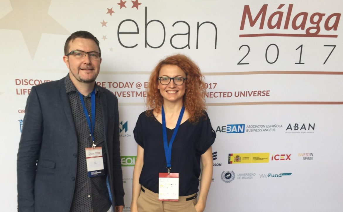 EnergySolaris one of 8 awarded at EBAN Malaga