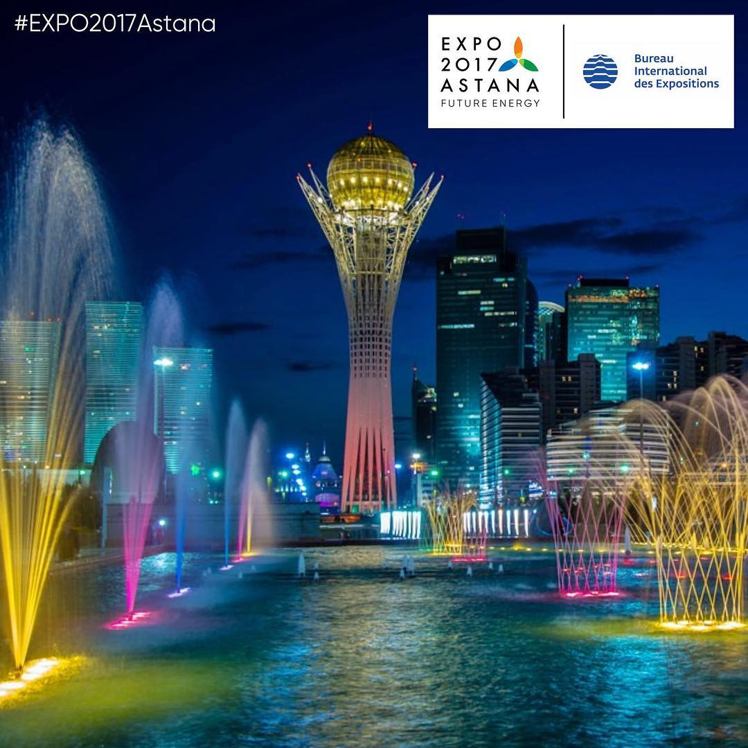 EnergySolaris at EXPO 2017 -Future Energy- in Astana