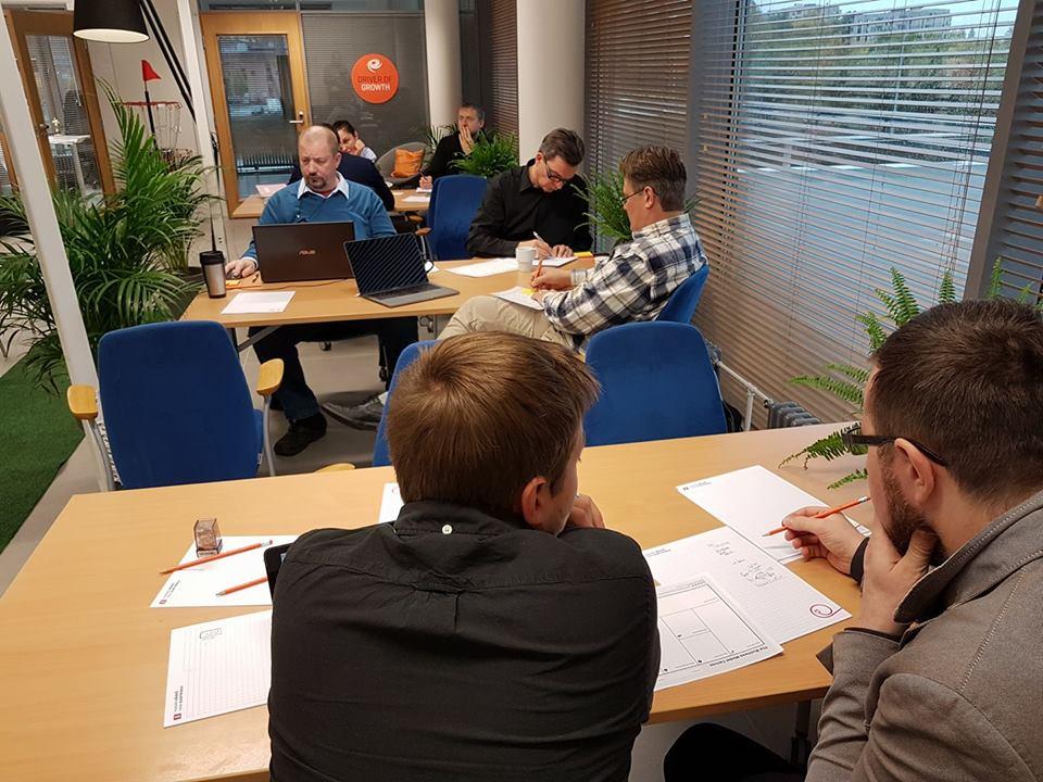 EnergySolaris graduates from Finland's multi-corporate EnergySpin accelerator
