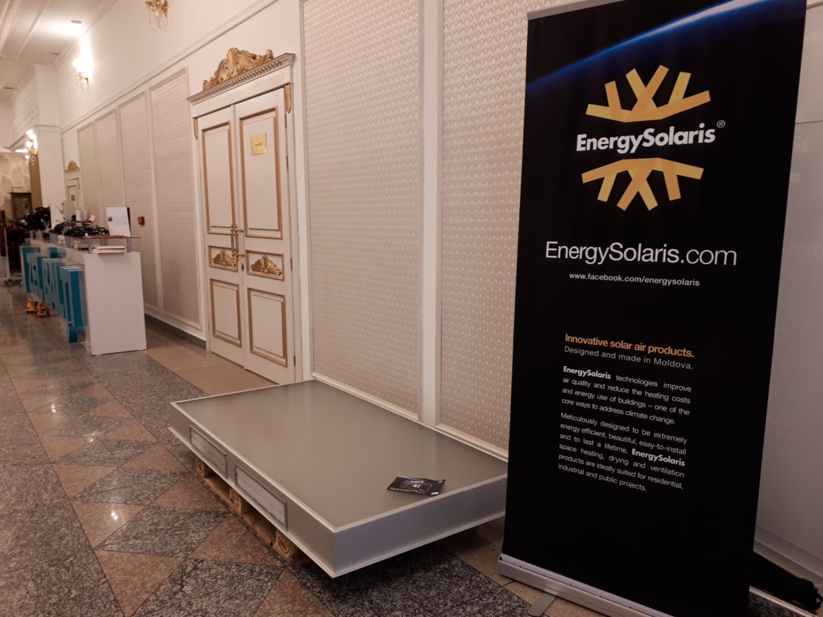 EnergySolaris at 8th Anniversary of Balti 'Free Economic Zone' in Moldova