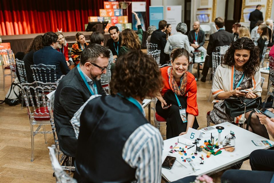 EnergySolaris featured at Impact Days Vienna 2019